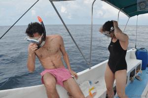 Delfintour in Drake Bay, Costa Rica